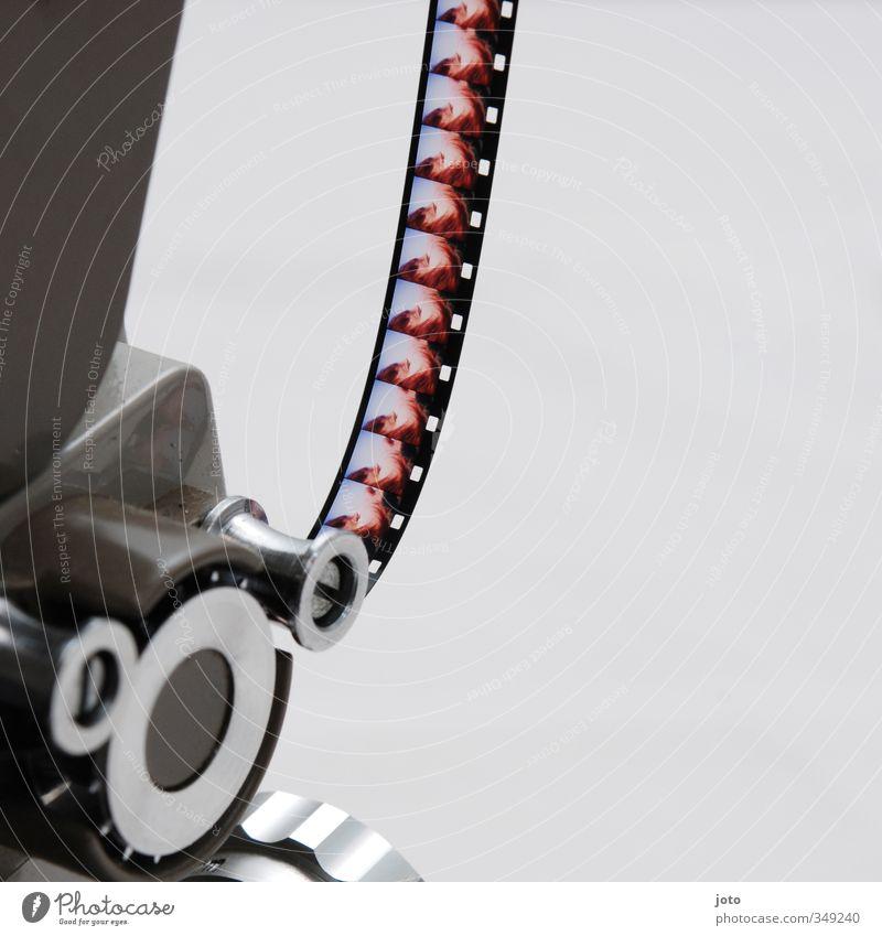 super 8 film alt Perspektive Technik & Technologie retro Filmmaterial Bild Filmindustrie trendy Reihe Technikfotografie Gerät DDR nachhaltig Maschine Videokamera Nostalgie