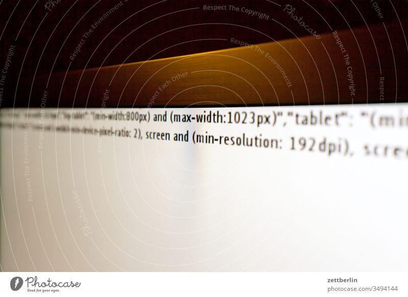Computerkauderwelsch befehlszeile bildschirm code computer computersicherheit datensicherheit einloggen geheim hacker interface matrix password schnittstelle