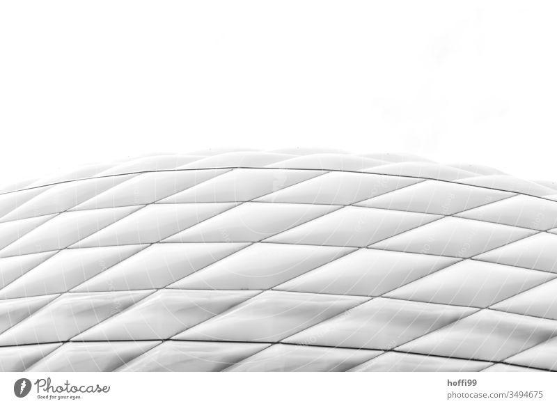 Rautendach Rautenmuster Dach dachkonstuktion halle Architektur Moderne Architektur Minimalismus minimalistisch modern Muster Fassade Strukturen & Formen Gebäude