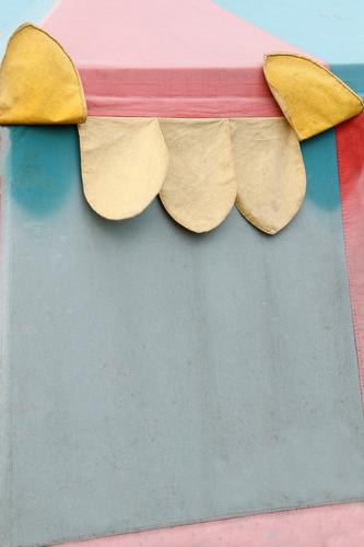 Dreiklang l Alle Wimpel fliegen hoch Feste & Feiern Fahne Party Geburtstag Dekoration & Verzierung Menschenleer Veranstaltung Lebensfreude Entertainment