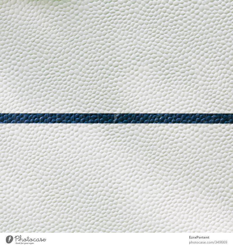 - blau weiß Stil Linie außergewöhnlich Kunst Design ästhetisch wenige minimalistisch blau-weiß Oberflächenstruktur
