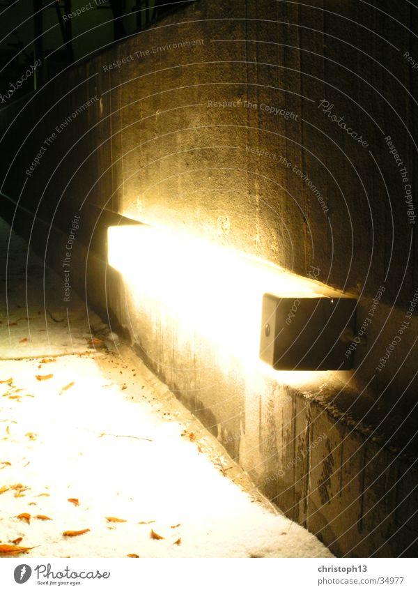Licht Himmel Winter Lampe Schnee Beleuchtung Architektur Surrealismus Kassel