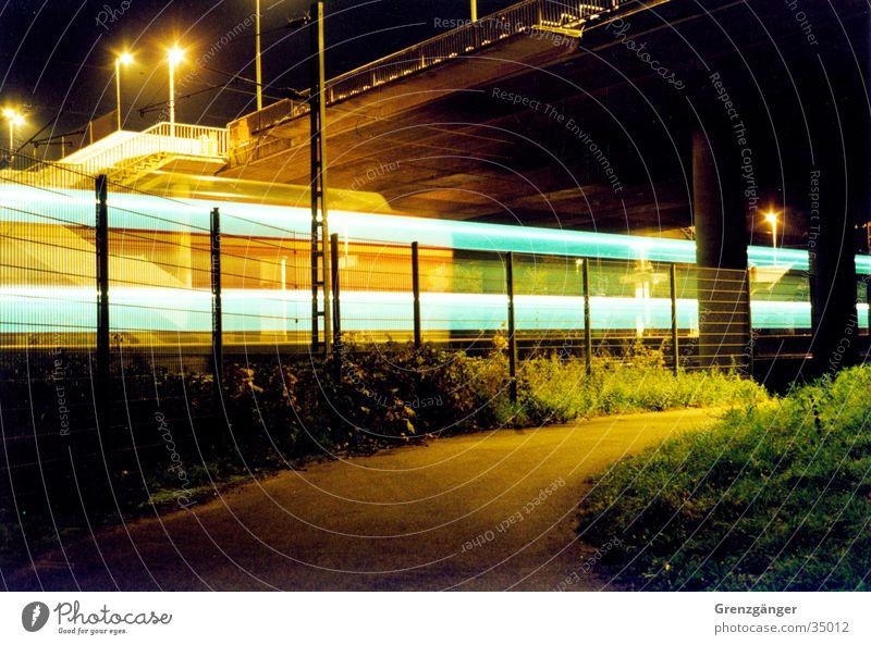 Express Bewegung Verkehr Eisenbahn Geschwindigkeit