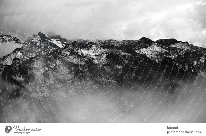 Mordor Natur Wasser weiß Sommer Landschaft Wolken schwarz Umwelt dunkel Berge u. Gebirge Schnee Herbst grau Felsen Luft außergewöhnlich
