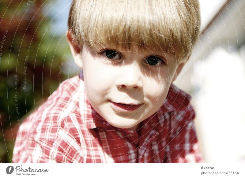 Sammy_1 Kind Sommer Junge
