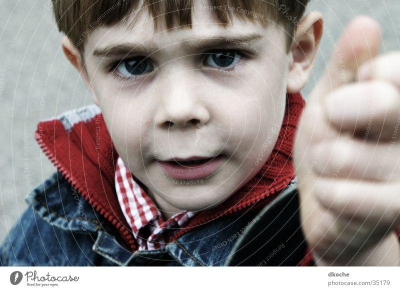 Take this Kind Mann Junge Herbst 5 Kindergartenkind