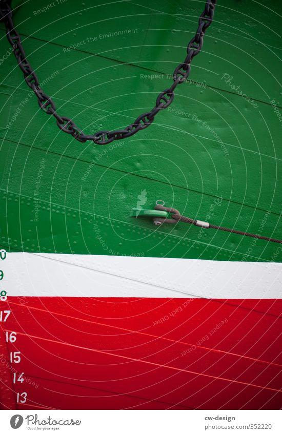 Wasserstand Wasserfahrzeug Verkehr Schilder & Markierungen Hinweisschild Seil Ziffern & Zahlen Zeichen Niveau Güterverkehr & Logistik Schifffahrt Kontrolle