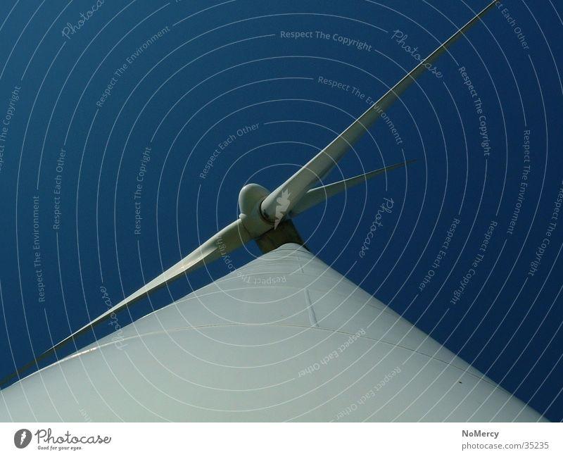 Windenergie Windkraftanlage