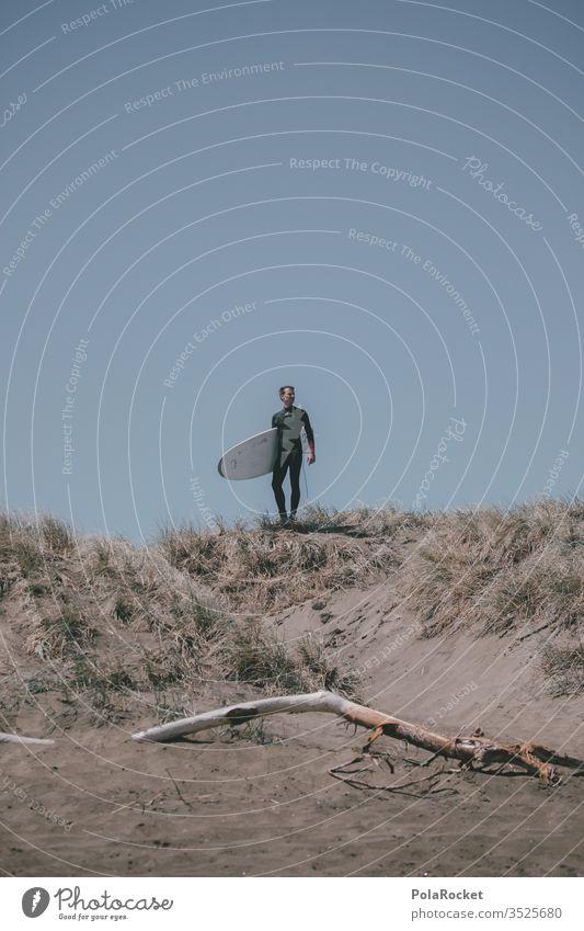#As# going out Surfen Surfer Surfbrett Surfschule Surfers Paradise Surfspot Extremsport Strand Stranddüne Außenaufnahme