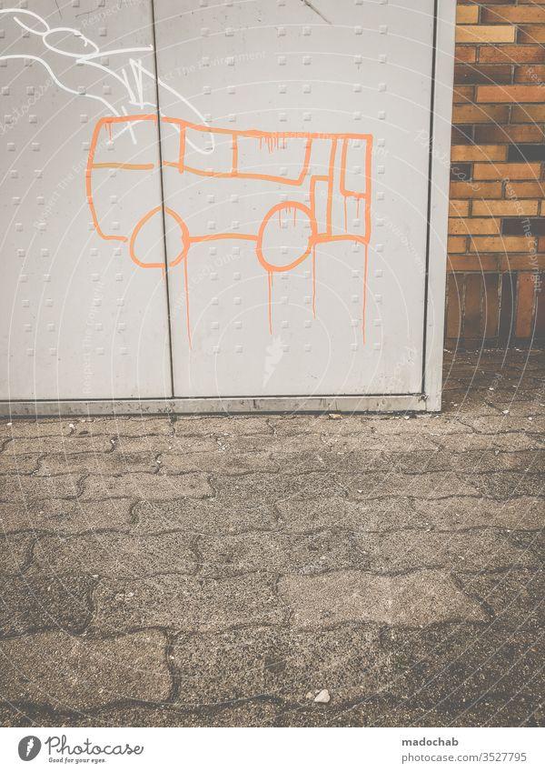 Drips - Bushaltestelle Graffiti Schmiererei Wandmalereien Öffentlicher Personennahverkehr Busfahren Straßenverkehr Personenverkehr Stadt Verkehrsmittel