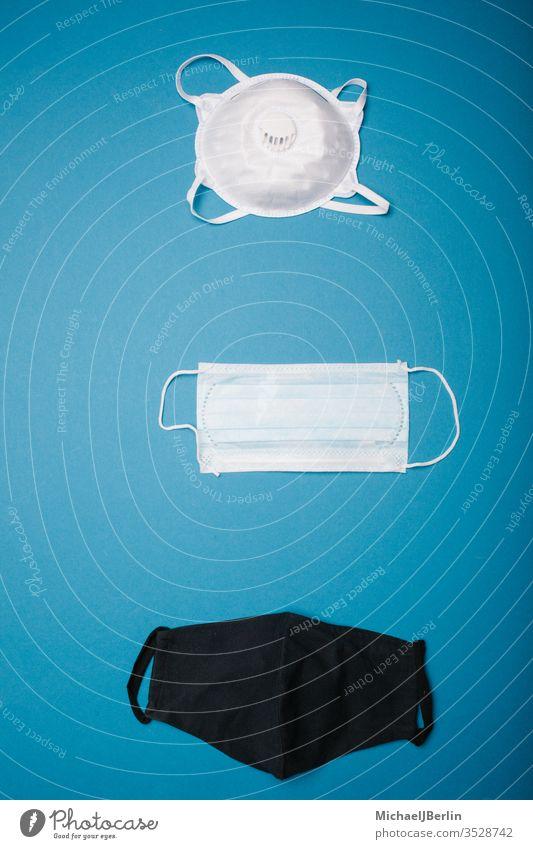 Masken für Corona Infektionsschutz, FFP3 Schutzmaske, medizinische Maske, Community-Maske aus Stoff mundschutz ffp3 chirurgenmaske stoffmaske mund-nase-schutz