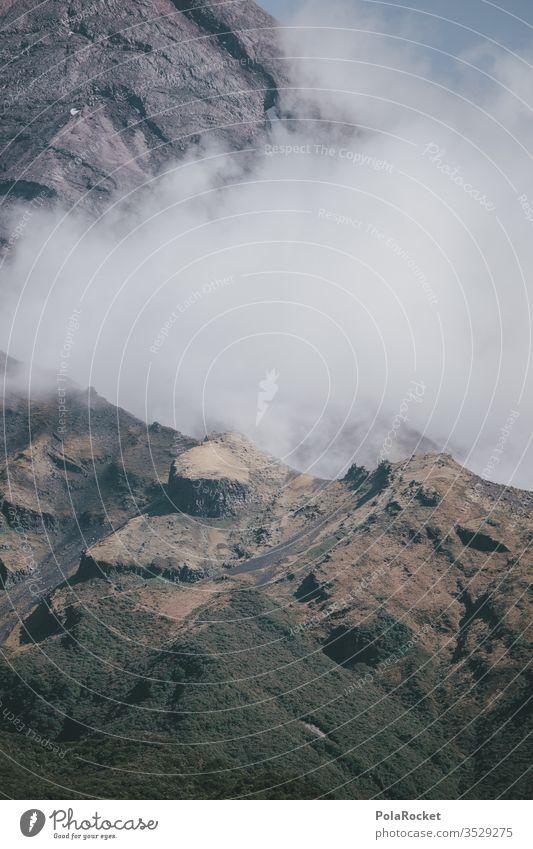 #As# hoch hinaus Berge u. Gebirge Bergsteigen Bergkette Gipfel Wanderung wandern Berghang Bergkamm Neuseeland Wolken Natur Farbfoto Felsen Landschaft