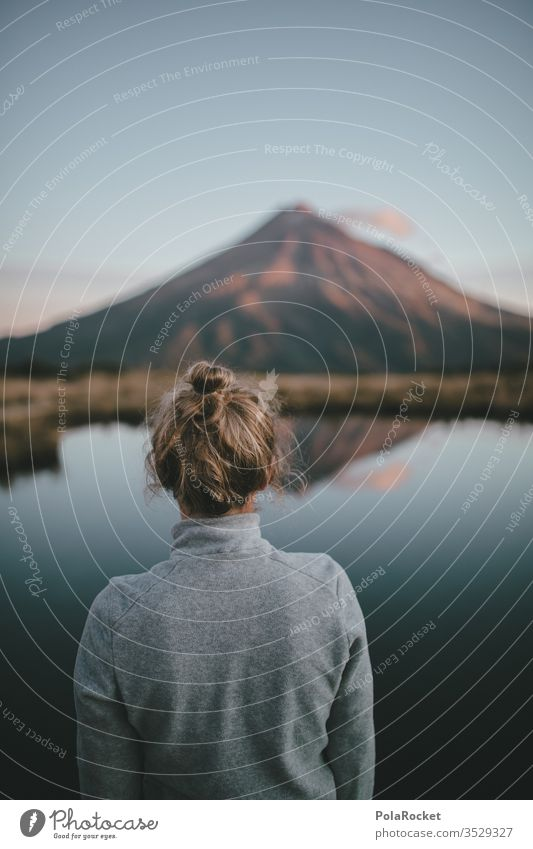 #As# Miss Taranaki mount taranaki Neuseeland Neuseeland Landschaft See Bergsee wandern Wanderer Wandertag Wanderausflug Wanderung wanderlust wanderweg