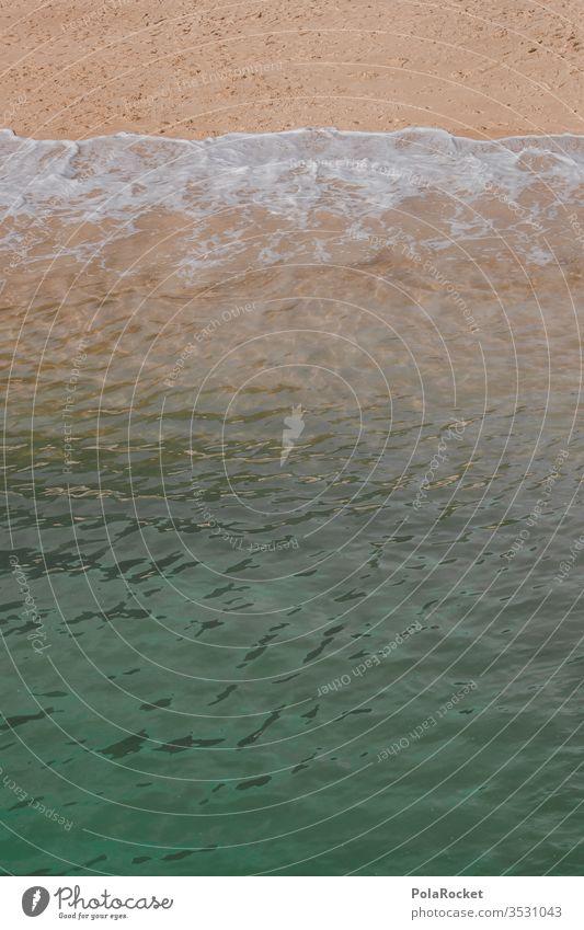 #AS# Beach Strand Stranddüne Strandspaziergang Strandleben Strandbar Paradies Wellen Sand Sommer Sommerurlaub Außenaufnahme Farbfoto Ferien & Urlaub & Reisen