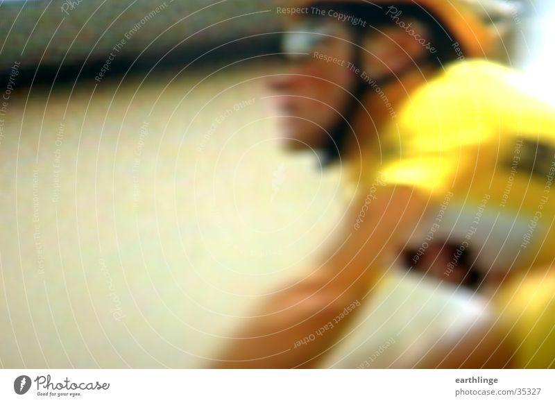Tour de France Sommer gelb Sport Bewegung Fahrrad Fernsehen Juli Rennrad