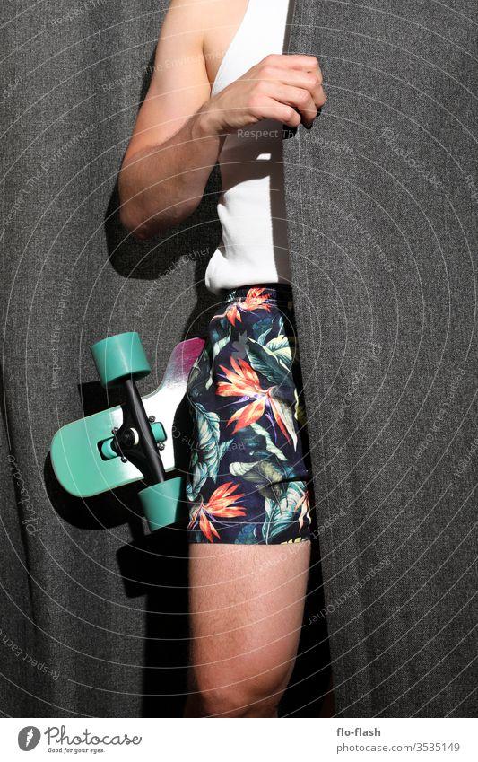 ICH PACKE KEINEN KOFFER II Lifestyle kaufen Stil Design schön Gesicht Allergie Berufsausbildung Azubi Studium Handel Medienbranche Erfolg Mann Erwachsene