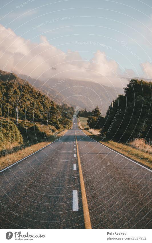 #As# Roadtrip roadtrip Straße Ferien & Urlaub & Reisen Ferne Landschaft Außenaufnahme Menschenleer Freiheit Abenteuer Tourismus Natur Farbfoto Asphalt Himmel