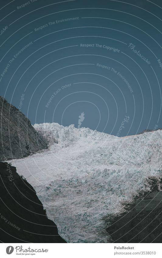 #AS# Haufen Eis Gletscher Gletschereis Gletscherspalte Gletscherzunge Gletscherschmelze Gletscherwanderung Klimawandel Erderwärmung Eisberg Neuseeland