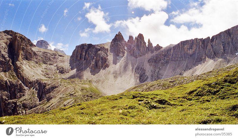 Sextner Dolomiten Berge u. Gebirge Stativ