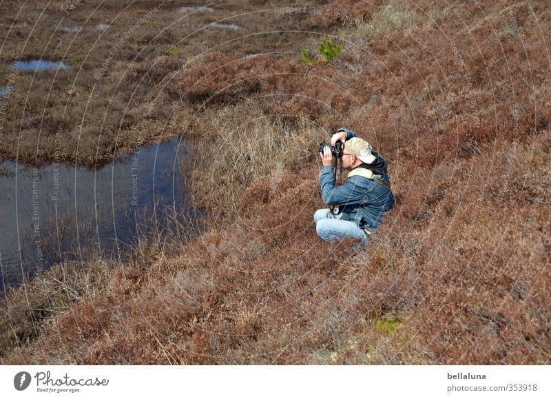Rømø | Naturbursche Mensch Jugendliche Mann Wasser Pflanze Landschaft Junger Mann Erwachsene Umwelt 18-30 Jahre Leben Frühling maskulin Erde Schönes Wetter
