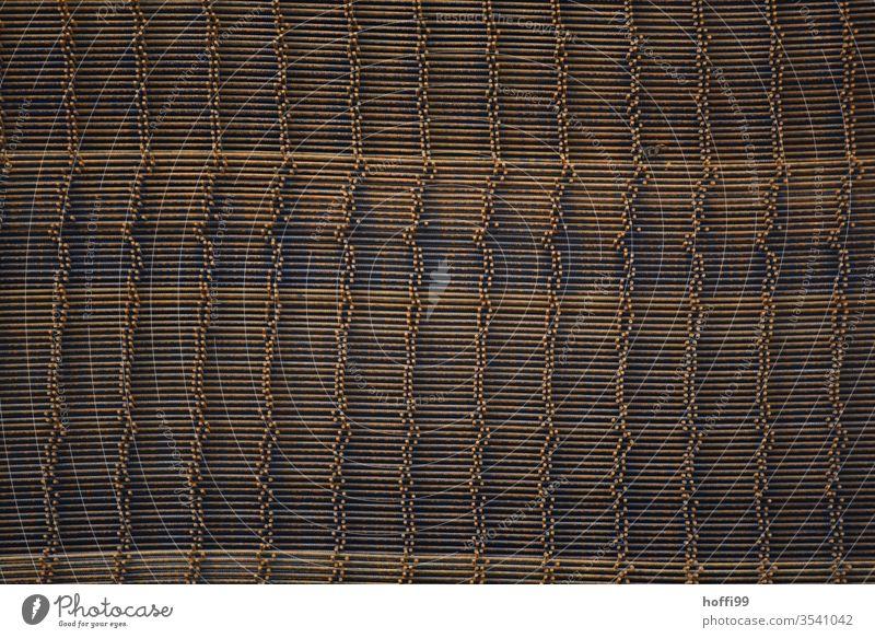 gestapelte Bewehrungseisen , Stahlmatten auf Abruf bewehrungskorrosion Bewehrungsgitter bewehrungsstahl Gitter Metall alt Industrie Raster Baustellenversorgung