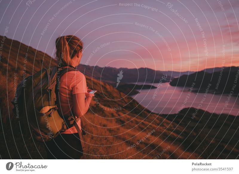 #As# Wanderer wandern Wandertag Wanderausflug Wanderung wanderlust wanderweg Farbfoto Berge u. Gebirge Natur Landschaft Außenaufnahme Sommer