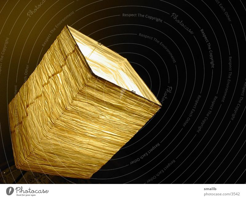 Lampe 003 Licht Häusliches Leben hell Beleuchtung