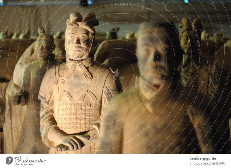 Terrakotta2 China historisch Ausstellung Nürnberg