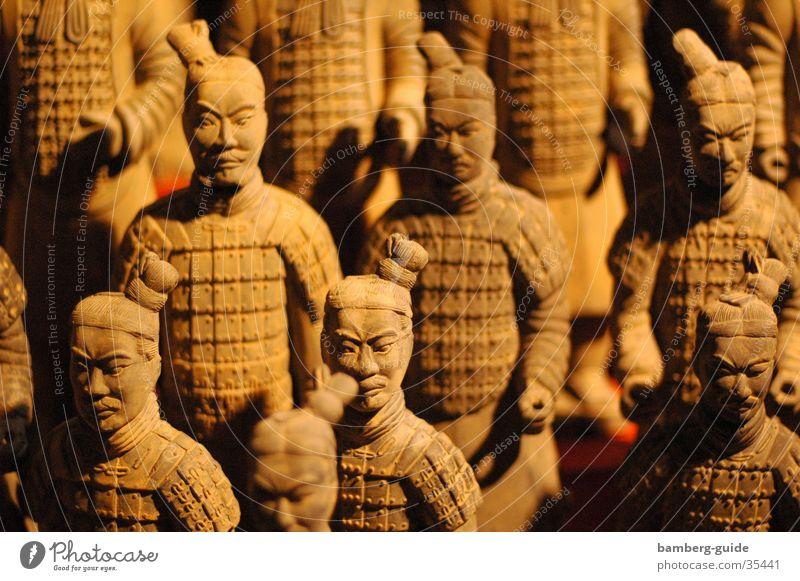 Terrakotta1 China historisch Ausstellung Franken Nürnberg
