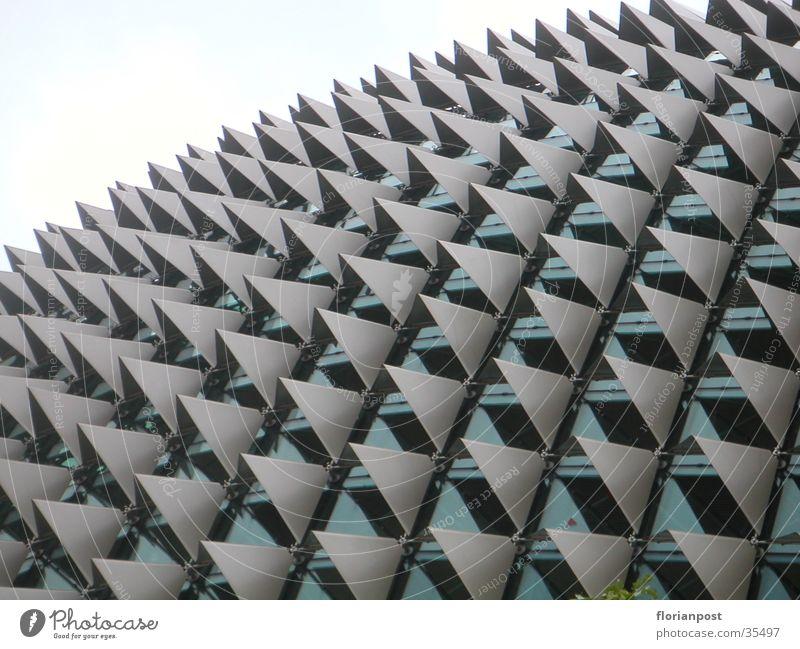 Singapore Concert Hall Architektur Fassade Singapore