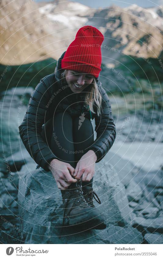 #As# Frau mit richtigem Schuhwerk roadtrip Reisefotografie reisen Reisender Reiseroute reiseziel reisend Wanderer wandern reiseziele Wandertag Wanderausflug