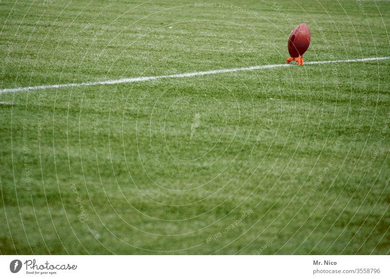 Kickoff American Football football Sport Rasen Ballsport Freizeit & Hobby Gras Sportveranstaltung Spielfeld Linie Sportstätten Super Bowl Niederlage Sieg