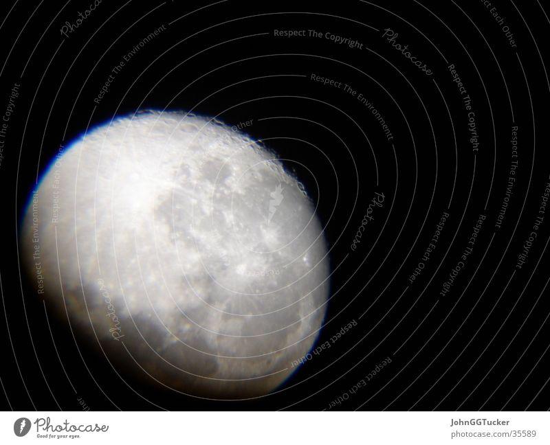 kraterlandschaft 1 Schlagwort Mond Astrofotografie