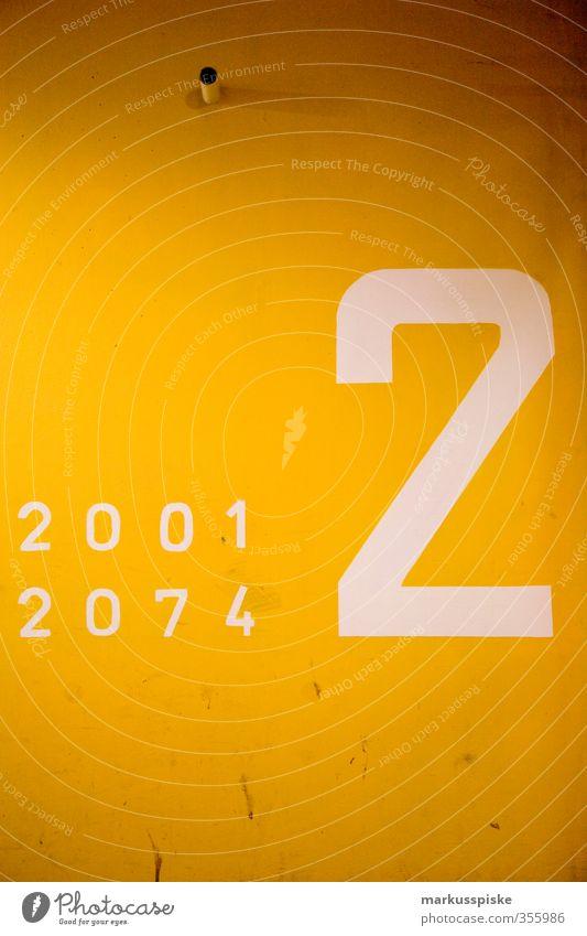 2001 - 2074 = 2 Innenarchitektur Keller Nachtleben clubbing Kunst Architektur Stadt Industrieanlage Fabrik Bahnhof Flughafen Hafen Hochsitz Parkhaus Bauwerk