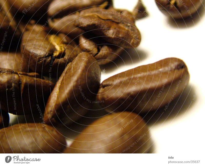 Kaffeebohnen Bohnen Espresso Geschmackssinn Makroaufnahme Nahaufnahme aromatisch coffee