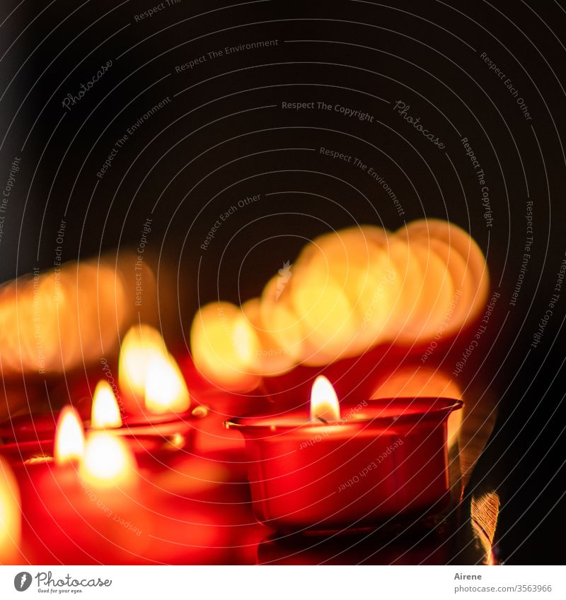 Gedenken meditativ erhört werden Stimmung positiv Tod Meditation heilig Spiritualität Kerze Trauer Hilfe Opfergaben beten erhören dunkel ruhig Christentum
