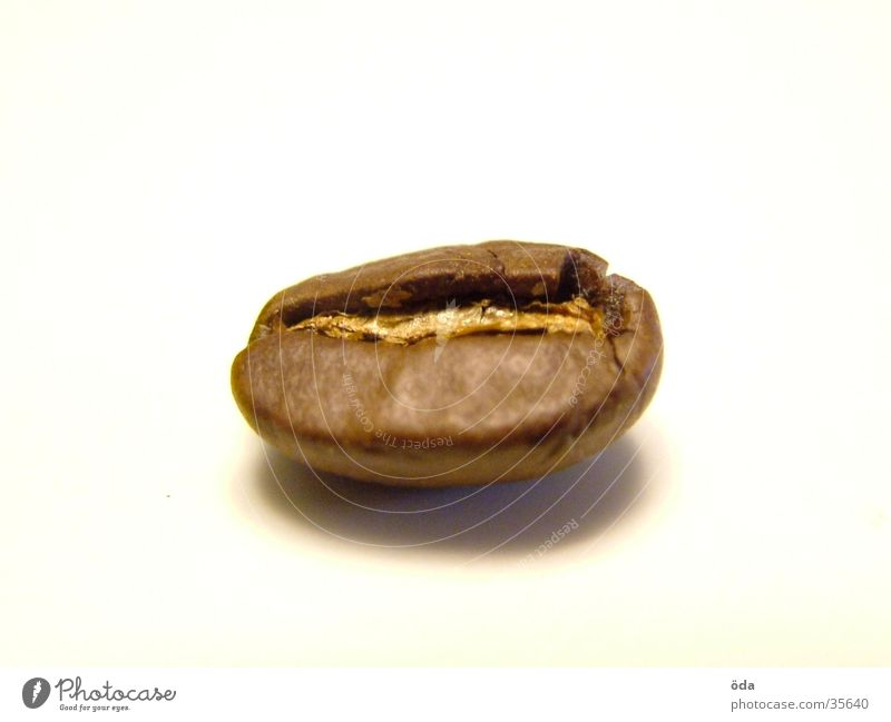 Kaffeeböhnchen Bohnen Kaffeebohnen Espresso Geschmackssinn Makroaufnahme Nahaufnahme aromatisch coffee