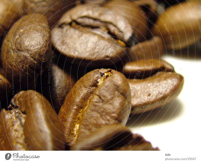 Kaffeebohnen #2 Bohnen Espresso Geschmackssinn Makroaufnahme Nahaufnahme aromatisch coffee