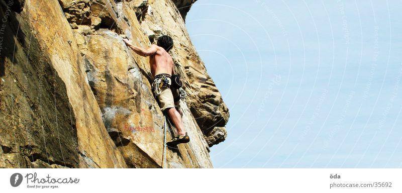 climbtime #2 Ferien & Urlaub & Reisen Wand Berge u. Gebirge Seil Klettern Richtung Gürtel Schlaufe Sportplatz Bergsteigen Express Extremsport Kletteranlage
