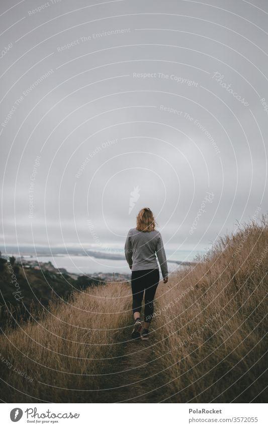 #As# Walk laufen spazieren spazierengehen Spazieren gehen spazierend erkunden Neuseeland Neuseeland Landschaft Wege & Pfade Farbfoto Außenaufnahme Natur