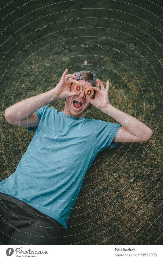 #As# Crazy Guy frech kreativ Kreativität Jugendkultur Jugendliche Mann Spaßgesellschaft Spaß haben spaßig Spaßvogel ausgefallen bekloppt Blick Neuseeland
