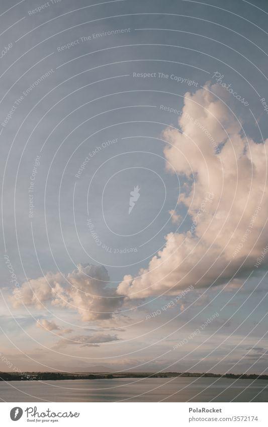 #As# Big One Wolken Wolkenhimmel Wolkenformation Wolkenbild Küste