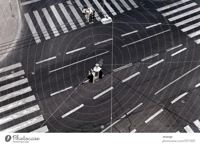 28 Days Later Verkehr Verkehrswege Personenverkehr Autofahren Straße Straßenkreuzung Wege & Pfade Ampel Schilder & Markierungen Streifen Zebrastreifen