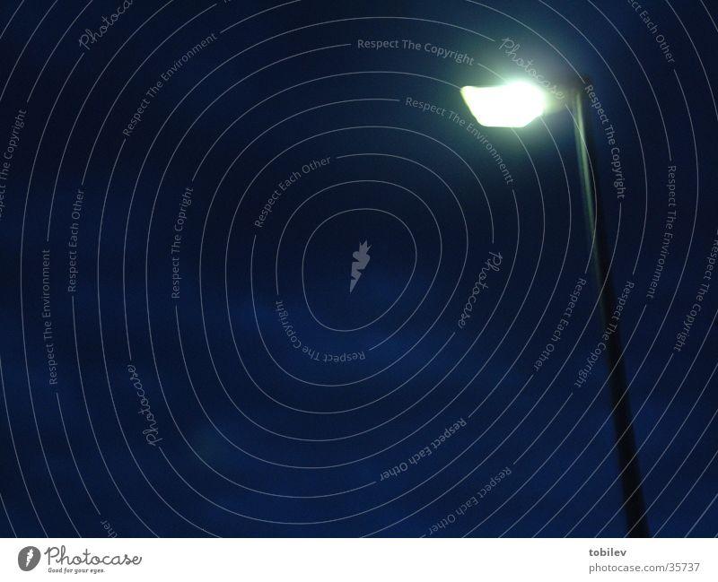 Straßen-Fackel Laterne Straßenbeleuchtung Licht Nacht Lampe Dinge