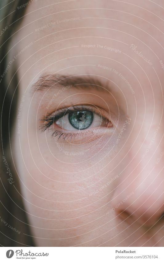 #A10# Grau-Blau Auge augen Augenbraue Augenfarbe Augenheilkunde Augenzeuge augenlicht Frau Gesicht Blick sehen sehschwäche Pupille Nase Makroaufnahme