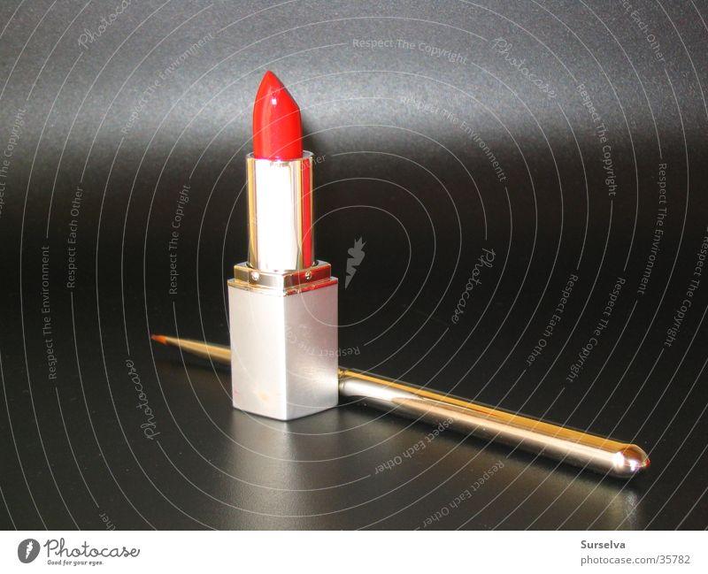 Lipstick rot Lippenstift Schminke Reichtum