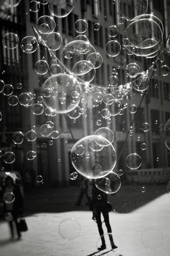 Der Seifenblasenmann viele Freude Seifenblasenwelt Freizeit & Hobby Spaß