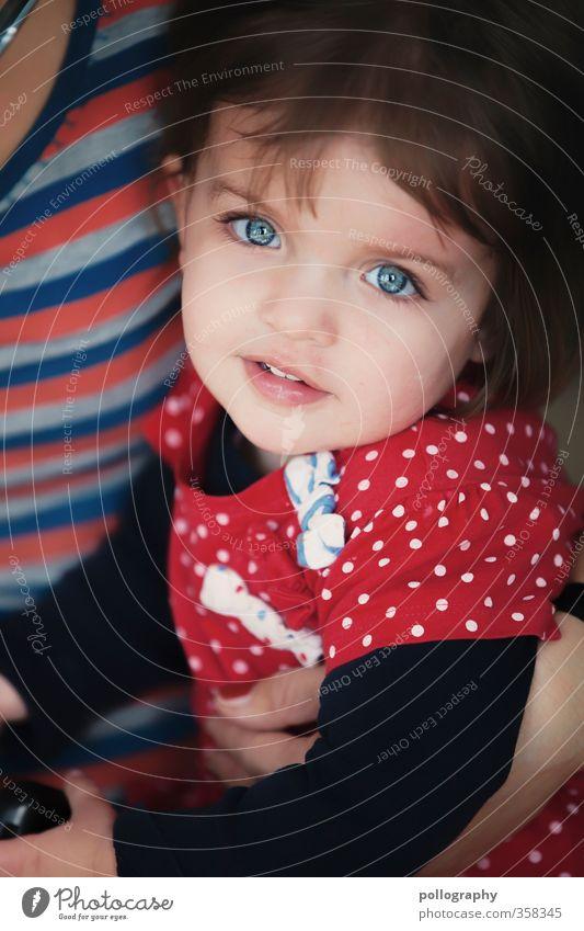 wenn ich mal groß bin werde ich... IV Mensch feminin Kind Kleinkind Mädchen Mutter Erwachsene Familie & Verwandtschaft Kindheit Leben Auge Hand 18-30 Jahre