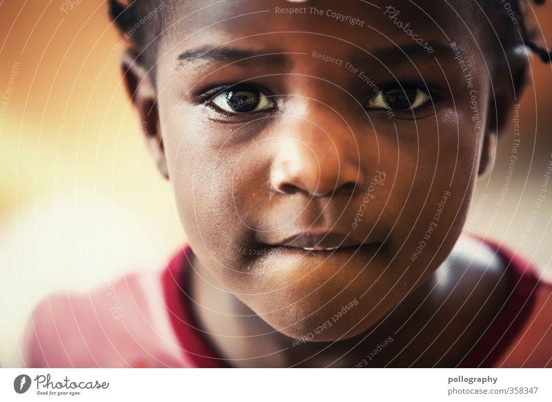 wenn ich einmal groß bin werde ich.... Mensch feminin Kleinkind Mädchen Leben Kopf 1 3-8 Jahre Kind Kindheit Gefühle Stimmung Begeisterung Tapferkeit