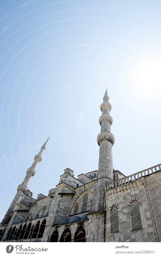 1003 Nächte ästhetisch Kirche Wahrzeichen Sehenswürdigkeit Türkei Istanbul Islam Moschee Blaue Moschee